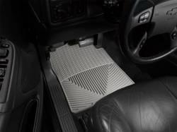 WeatherTech - WeatherTech Duramax  Driver & Passenger All-Weather Floor Mats (Grey) 2001-2007