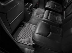 Interiors - Interiors Accessories/Necessities - WeatherTech - WeatherTech Duramax  Rear Only All-Weather Floor Mats (Grey) 2001-2007