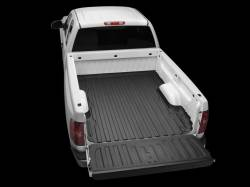Exteriors Accessories/Necessities - Deflection/Protection - WeatherTech - WeatherTech TechLiner® Bed and Tailgate Liner, Regular Bed, Duramax 2007.5-2018