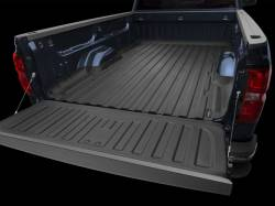 Exteriors Accessories/Necessities - Deflection/Protection - WeatherTech - WeatherTech TechLiner® Bed and Tailgate Liner, Long Bed, Duramax 2007.5-2018