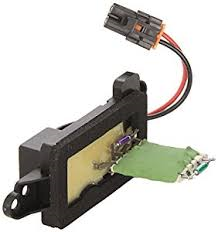 Cooling System - Cooling Fans & Fan Parts - GM - GM OEM Blower Fan Control Module (2001-2007)