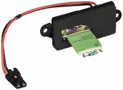 Cooling System - Cooling Fans & Fan Parts - GM - GM OEM Blower Fan Control Module (2003-2007)
