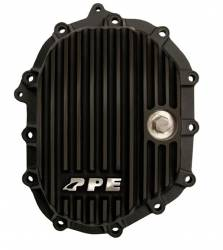 PPE - PPE Front Aluminum Differential Cover Black Finish (2011-2016)