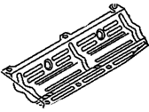 Engine - Engine Components - GM - GM Engine Oil Pan Baffle (2007.5-2010)