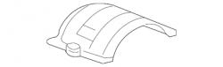 2007.5-2010 LMM VIN Code 6 - Air Intakes - GM - GM OEM Air Cleaner Intake Housing Cover (2007.5-2010)