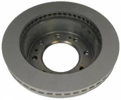 Brake System & Components - Rotors & Pads - GM - GM OEM Replacement Front Brake Rotor (2011-2015)