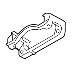 Brake System & Components - Master Cylinder & Calipers - GM - GM Front Brake/Caliper Support Bracket (2011-2016)