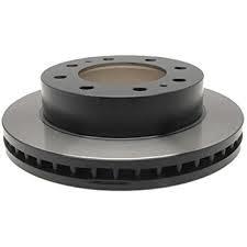 Brake System & Components - Rotors & Pads - GM - GM OEM Rear Wheel Brake Rotor (2011-2015)