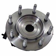Brake System & Components - Hardware/Brackets/ Ect. - GM - GM OEM Rear Wheel Hub Bearing Assembly (For Dually) (2011-2017)