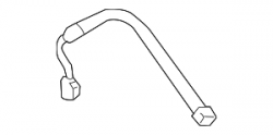 Brake System and Components - Lines/Hoses/Kits/Hydraulic's - GM - GM OEM Replacement Rear Right Brake Hose (2011-2014)