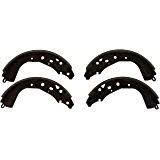 Brake System and Components - Rotors & Pads - GM - GM Brake Shoe Kit (2004.5-2008)