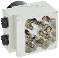 Brake System and Components - Electronics /Sensors  - GM - GM Electronic Brake Control Modulator Valve (2008-2009)