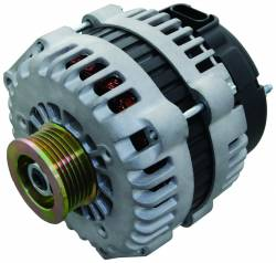 Engine - Sensor & Electrical - AC Delco - AC Delco Remanufactured Alternator (2001-2002)