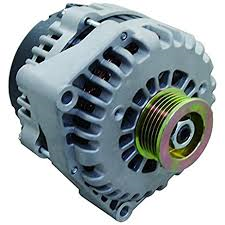 Engine - Sensors & Electrical - AC Delco - AC Delco Remanufactured Alternator (2006-2007)