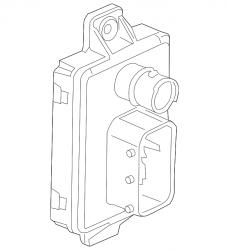 Engine - Sensors & Electrical - GM - GM OEM Glow Plug Control Module (2013-2016)