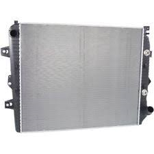 2006-2007 LBZ VIN Code D - Cooling System - GM - GM OEM Replacement Radiator (2006-2010)