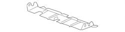 2007.5-2010 LMM VIN Code 6 - Cooling System - GM - GM OEM Lower Radiator Baffle Plate (2007.5-2010)
