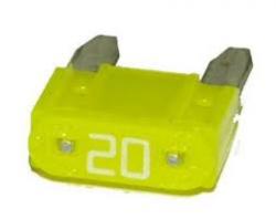 GM - GM 20 Amp Multi Use Mini Fuse (2001-2014)