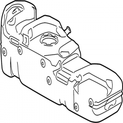 Fuel System - OEM Fuel System - GM - GM Duramax Fuel Tank 26 Gallon, 6.5 ft. Bed (2004.5-2010)