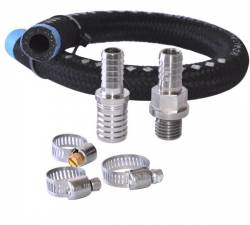 Fuel System - Aftermarket - Fuel System Components - PPE - PPE CP3 Pump Fuel Feed Line Kit 3/8 inch (2001-2010)