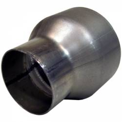 "Exhaust  - Stacks & Stack Tips - MBRP - MBRP Universal  3 ½"" OD. to 5""ID Adapter Aluminum"