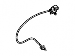 Turbo - Accessories & Parts - GM - GM OEM Turbo Charge Air Temperature Sensor (2011-2016)