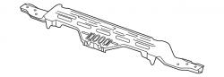 2011-2016 LML VIN Code 8 - Cooling System - GM - GM OEM Radiator Core Support /Upper Tie Bracket (2011-2014)
