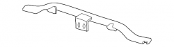 Cooling System - Radiators, Tanks, Reservoirs &  Parts - GM - GM Upper Radiator Support Tie Bar (2003-2007)