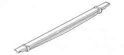 2006-2007 LBZ VIN Code D - Suspension - GM - GM OEM Leaf Spring (2006-2010)