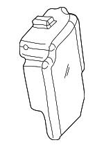 Engine - Sensor & Electrical - GM - GM OEM ECM Cover (2001-2004)