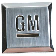 "Exteriors Accessories/Necessities - Parts-Handles/Latches/Misc. - GM - GM OEM ""Mark of Excellence"" Emblem (2001-2018)"