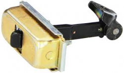Exteriors Accessories/Necessities - Parts – Handles, Latches, Misc - GM - GM OEM Front Door Catch, Left or Right (2001-2007)