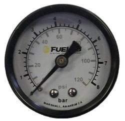 2017-2020- L5P VIN Code Y - Gauges & Pods - Fuel Lab - Fuelabs  EFI  1.5 inch Fuel Pressure Gauge Dual Scale. Range: 0-120 PSI