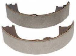 Brake System & Components - Rotors & Pads - GM - GM OEM Parking Brake Shoe Kit (2001-2010)