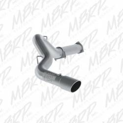 "Exhaust Systems - 5""Systems - MBRP - MBRP XP Series 5"" Filter Back, Single Side, T409 (2007.5-2010)"