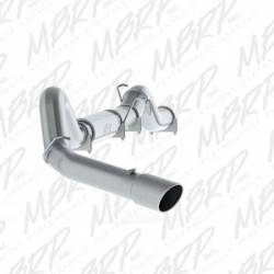 "Exhaust Systems - 5 Inch Systems - MBRP - MBRP Installer Series 5"" Cat Back, Single Side, AL (2006-2007)"