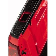 Exteriors Accessories/Necessities - Deflection/Protection - GM - GM Bed Rail Protector, Long Bed 8ft.  (2003-2007)