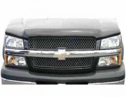 Exteriors Accessories/Necessities - Deflection/Protection - GM - GM Molded Air Deflector /Hood Protector/ Bug Shield (2003-2005)