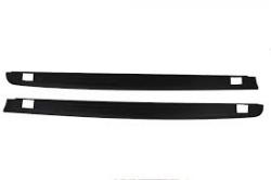 GM - GM Accessories Standard Box Side Rail Protectors in Black (2007.5-2014)