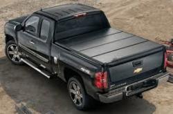 GM - GM Accessories Standard Box Quad-Fold Tonneau Cover (2011-2014)