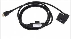 Edge Products - Edge Products CS2 and CTS2 OBDII Cable, OBDII Plug to Monitor (HDMI)