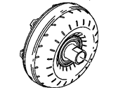 Transmission - Torque Converters - GM - GM OEM, LML Stock Torque Converter (2011-2016)