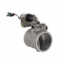 BD Diesel Performance - BD Diesel Performance Positive Air Shut-Off Manual Controlled (2011-2016)