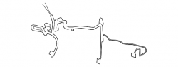 Engine - Sensors & Electrical - GM - GM OEM HVAC Evaporator Heater Wiring Harness (2011-2014)