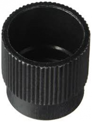 2004.5-2005 LLY VIN Code 2 - Air Conditioning - GM - GM OEM AC Refrigerant Service Valve Cap (2001-2016)