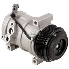 2011-2016 LML VIN Code 8 - Cooling System - GM - GM OEM HVAC Air Conditioning Compressor (2011-2014)