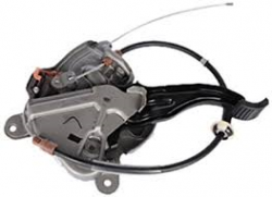 Brake System and Components - Lines/Hoses/Kits/Hydraulic's - GM - GM OEM Parking Brake Control Assembly (2011-2014)