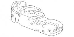 Fuel System - OEM Fuel System - GM - GM OEM Fuel Tank , Regular Cab (2011-2016)