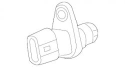 Engine - Sensors & Electrical - GM - GM OEM Engine Camshaft Position Sensor (2015-2016)