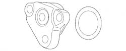 """Engine - Sensors & Electrical - GM - GM OEM Crankshaft Positiong Sensor Spacer """"C"""" (2015-2018)"""